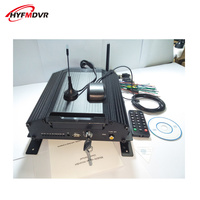 3G WiFi mdvr aviation head hard disk vehicle monitoring host GPS mobile DVR remote positioning on board video recorder