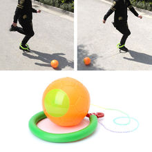 New 1Pc Jumping Ball Toy for Children Bouncing Juggling Sport Game Kids Outdoor Activity