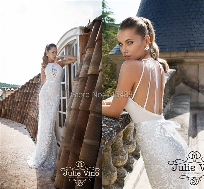 Thailand Ivory Satin Expensive Lace Crochet Israel Designer Julie Vino Indian Extrem Sexy Backless Ebay Big Ass Wedding Dresses Bruidsjurken Bruiloft Events Aliexpress,Navy Blue Wedding Dress Plus Size