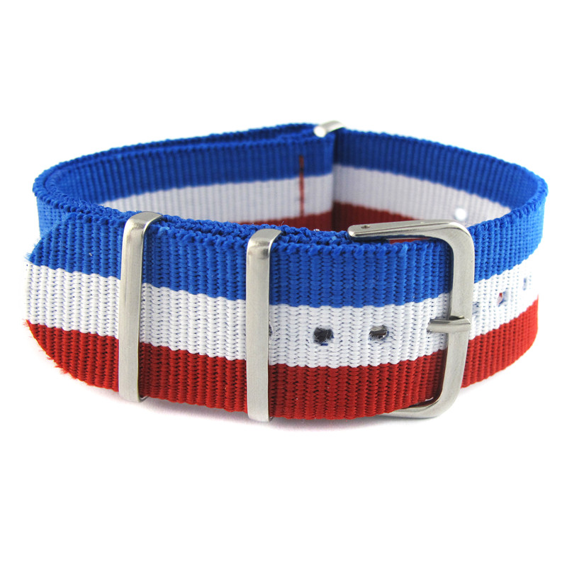 *Watch Strap Nylon Colorful band for wristwatch*Watch Strap Nylon Colorful band for wristwatch