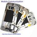 S6 S6 Край Ближний рамка Для Samsung Galaxy S6 G920 S6 Edge G925 Передняя Рамка Ближний Рамка Замена Корпуса