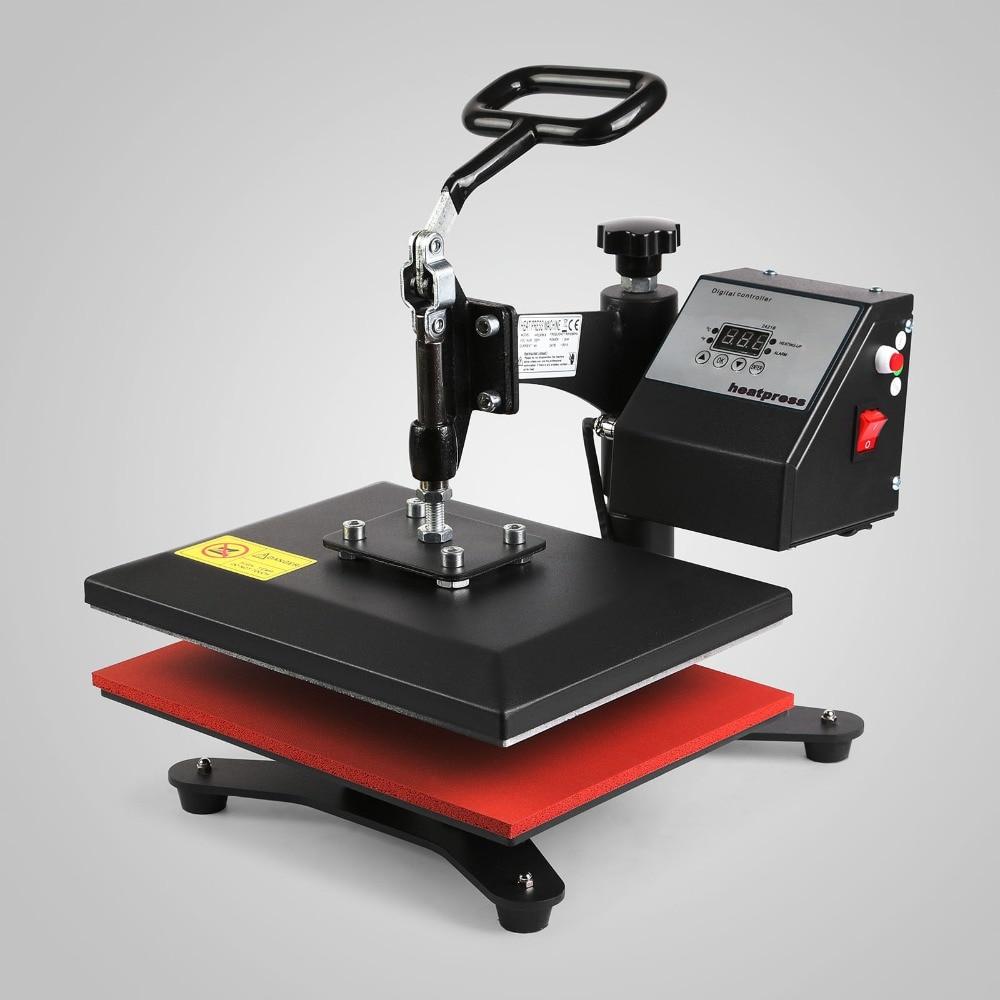 Manual T Shirt Printing Machine For Milticolors T Shirt Heat Press Machine