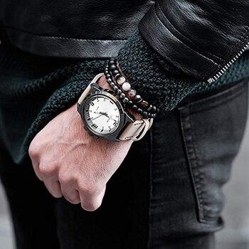Bracelet Agate Et Hematite