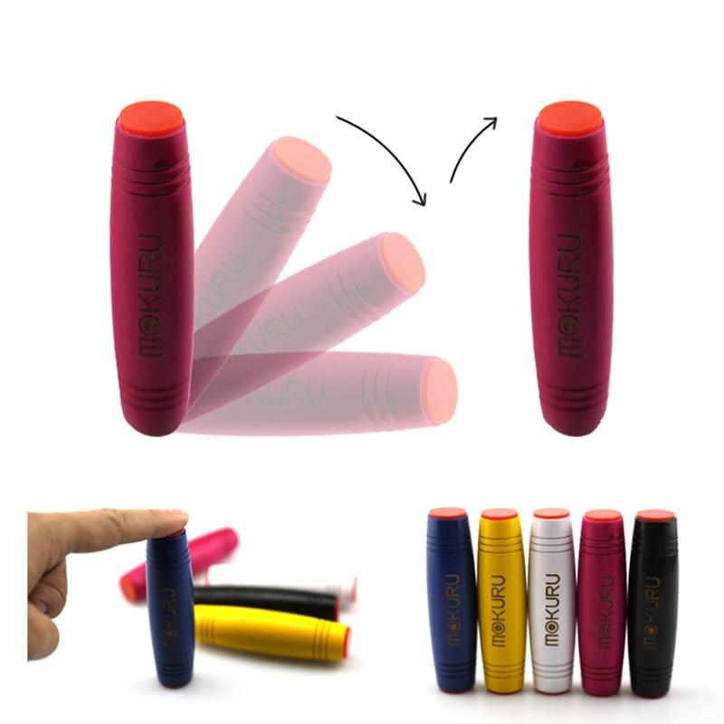 Fidget Stick Hand Spinner MOKURU Desktop Toys Hand-Eye Co-ordination Concentration Trainer Finger Toys For Autism And ADHD