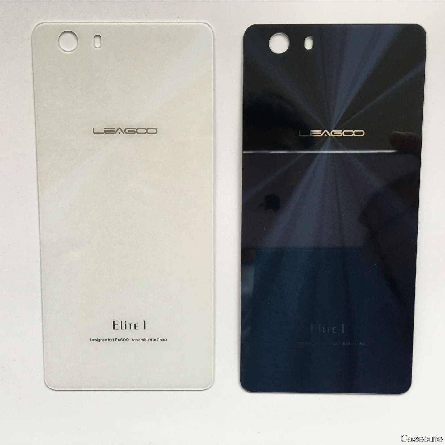 Leagoo Elite 1 Battery Case with Radiating Film Replacement Ultra Slim Glass Battery Cover for Leagoo