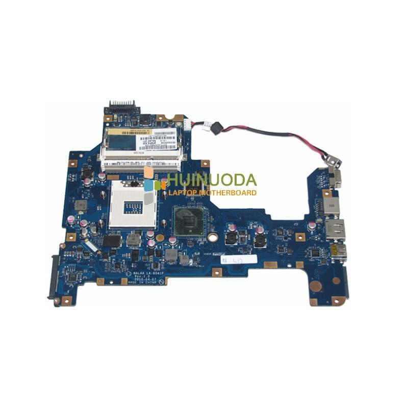 все цены на  Main Board For Toshiba Satellite L670 L675 Laptop Motherboard DDR3 HM55 GMA HD K000103760 NALAA LA-6041P  онлайн