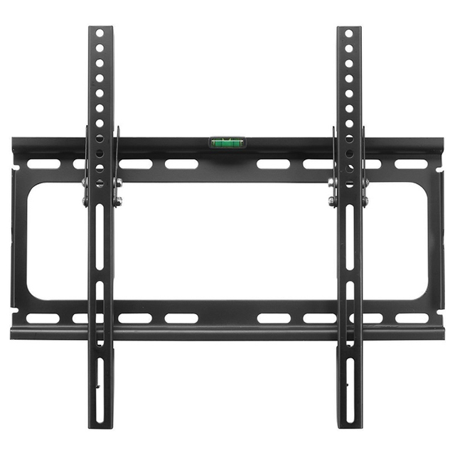 tv support mural support d 39 inclinaison pour plus 26 55. Black Bedroom Furniture Sets. Home Design Ideas