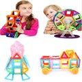 82 Шт. Мини Размер 3D DIY Магнитные Блоки Nano Модель Здания Блок Детские Игрушки Обучающие Строительство Enlighten Bricks Kid Toy