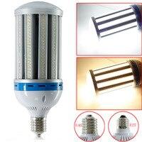 4pcs outdoor IP65 waterproof high power LED Corn Light 55W 65W 162 leds 5730 AC85 265V E27 E40 High Bay Yard Garden Corn Lamp