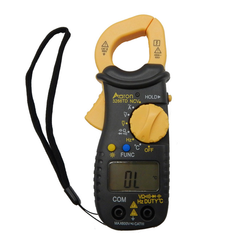 ФОТО Digital clamp meter, refrigeration special clamp meter, multimeter, air conditioning repair 3266TD