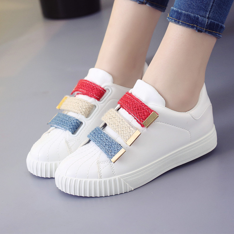 Women Sneakers 2019 New Women Vulcanize Shoes Spring Summer Casual Shoes Womens Flats White Trainers Female Tenis FemininoWomen Sneakers 2019 New Women Vulcanize Shoes Spring Summer Casual Shoes Womens Flats White Trainers Female Tenis Feminino