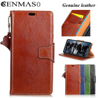 Genuine Leather Case For Samsung Galaxy S8 Plus S6 S7 Edge S7edge S8 S9 Plus S8Plus
