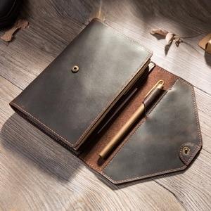 Image 4 - Reiziger S Notebooks En Tijdschriften Handgemaakte Organizer A5 A6 Blocnotes Planners Creatieve Planner Dagelijks Freeprint Schetsboek