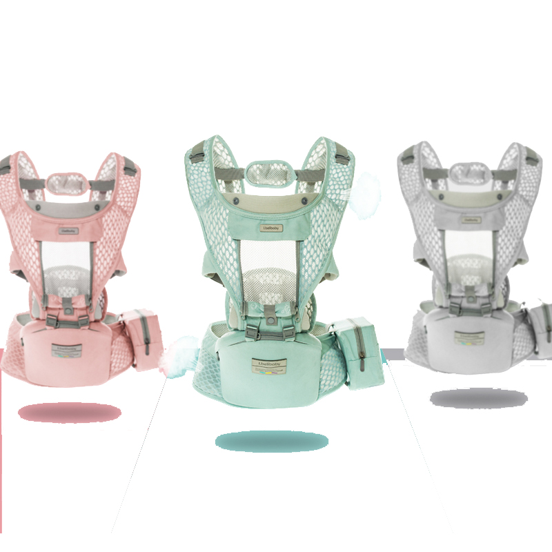 Baby Carriers Breathable Mesh Safety Anti-slip Baby Hip Seat Orthopedic Recommend Kangaroo Bag for Baby Soft Waist StoolBaby Carriers Breathable Mesh Safety Anti-slip Baby Hip Seat Orthopedic Recommend Kangaroo Bag for Baby Soft Waist Stool
