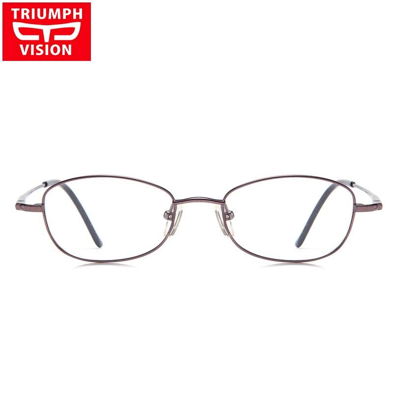 Computer J050 Titan Lesen Oval Brillen Unisex Lente Triumph Gläser Klar Anblick Rezept Vision Myopie qOan0tv