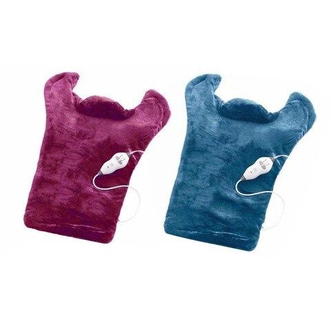 costas musculos alivio da dor almofada extra longo