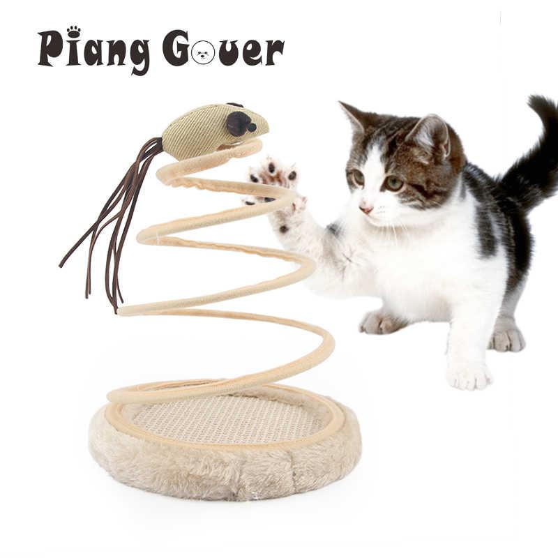 3 Style Fish pluszowa wiosna mysz kot zabawki słodkie zwierzątko bawiące się zabawki dla kotów kotek