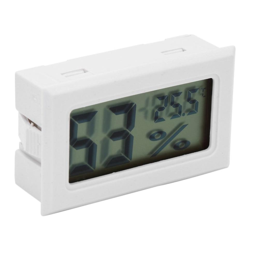 Professzionális mini digitális LCD hőmérő, nedvességmérő, - Mérőműszerek - Fénykép 4
