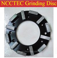 6'' Diamond floor grinding Replacement disc for tool head Protool RGP 150 Renovation Grinder |150mm solid concrete epoxy removal
