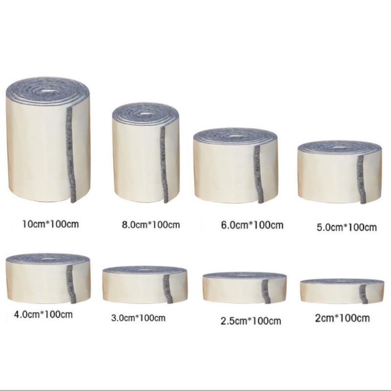 Self-adhesive Felt Pad Cushion Gasket Table Chair Sofa Furniture Leg  Floor Protector Guard 2 2.5 3 4 5 6 8 10cm Gray