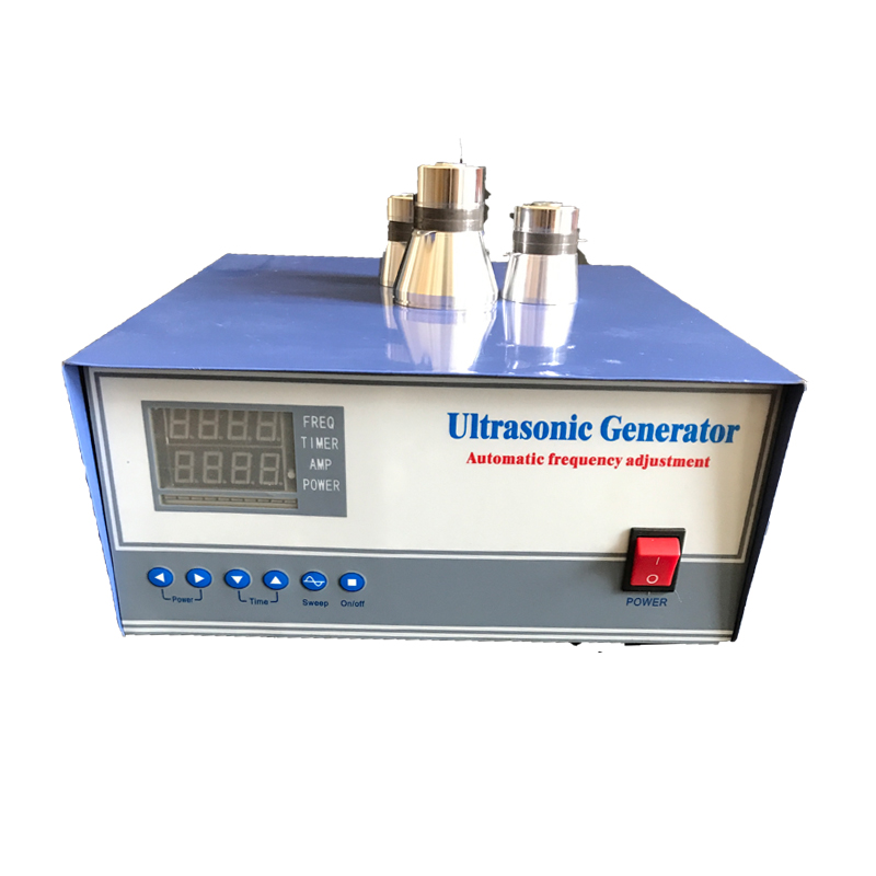 US $340.0 |40khz/100khz 300W dual frequency ultrasonic generator,ultrasonic on