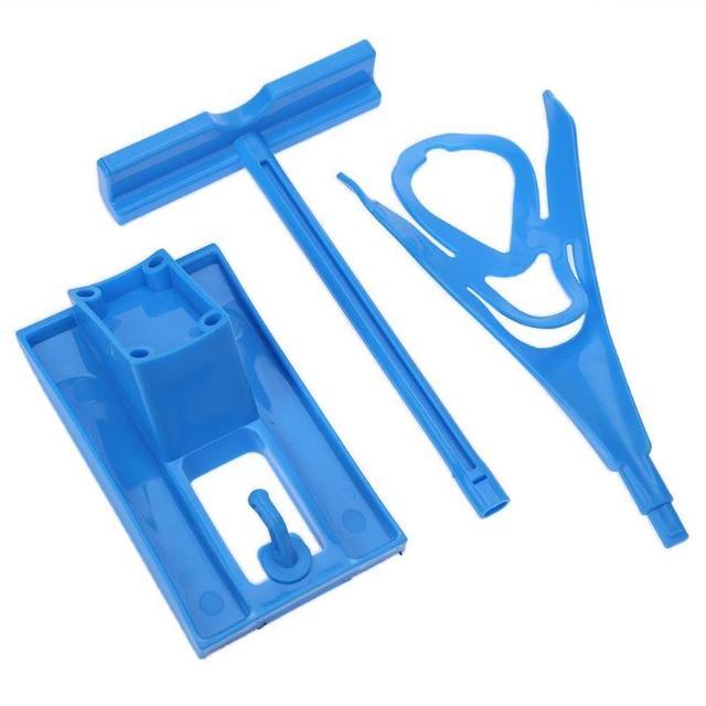 Pregnant Elder Sock Wear Shoe Horn Device Slider Easy on off Sock Aid Kit Shoe Horn Device No Bending Stretching Straining