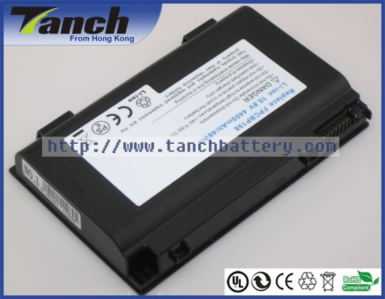 Laptop batteries for FUJITSU LifeBook A1220 E8410 A6210 CP335311-01 E780 FPCBP198 FPCBP175 FPCBP234AP 10.8V 6 cell 8410 2 91