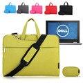 11.6 '' Laptop w / transpirable bolso bolsa de la manga del bolso maletín de transporte maletín para Dell Inspiron 11 3000 Series Laptop