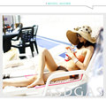 Hat female summer sunbonnet anti-uv strawhat summer hat sunscreen Women big sun hat large brim beach hat