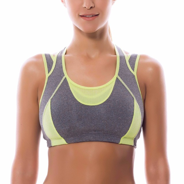 Women's Breathable Sports Bra