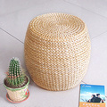 High Quality Rattan Home Stool DIA32*H35 CM