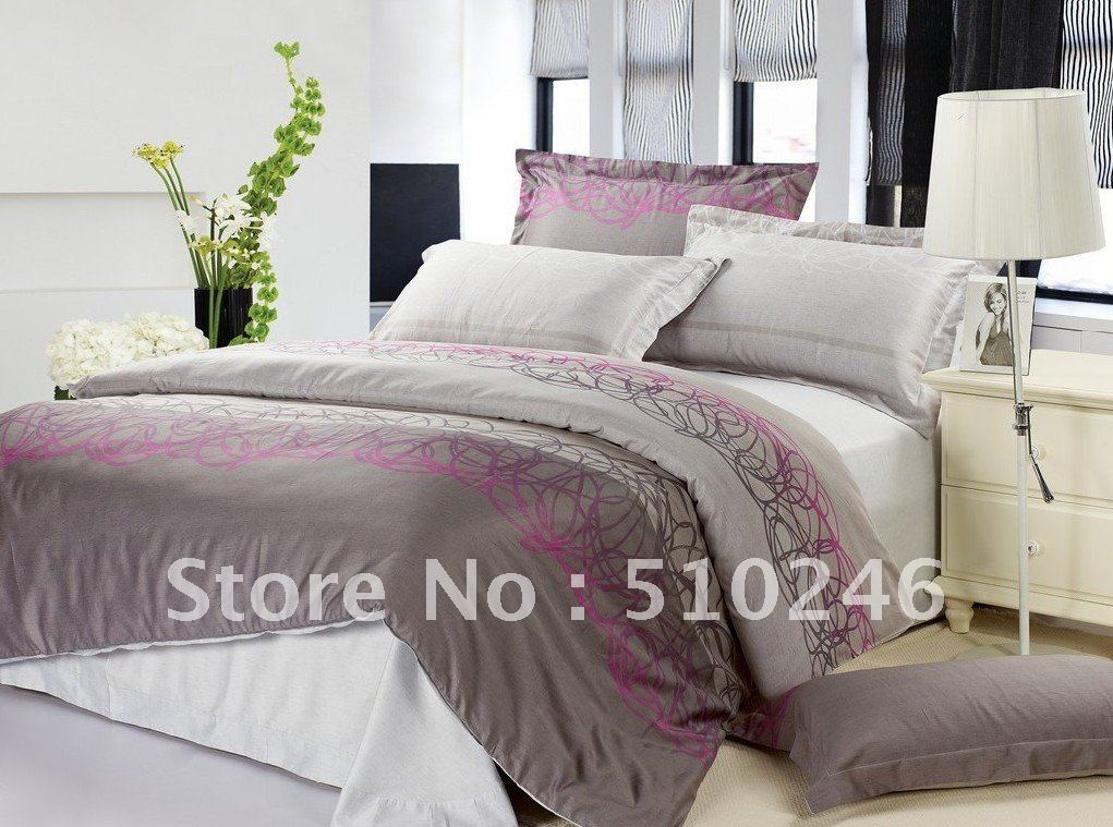 Buy 2012 new arrival high quality 4pcs for Living room quilt cover