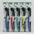 free shipping 10pcs/lot Genuine wholesale Houdy bamboo filaments soft adult toothbrush