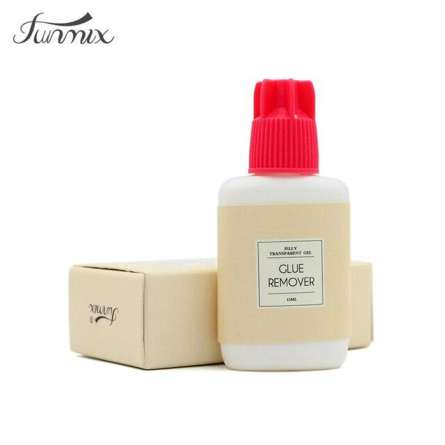 Funmix 15g Professional Eyelash Glue Remover Adhesive Debonder Gel