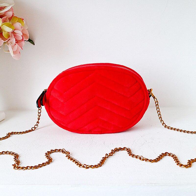 762c8eebb043 2018 new waist bag women waist pack black red fanny packs pu leather belt  bags luxury brand shoulder bag cute phone travel bag -in Waist Packs from  Luggage ...