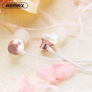 Image 2 - מקורי רימקס 512 אוזניות Wired אוזניות רעש ביטול אופנה ב אוזן אוזניות עבור iPhone Xiaomi נייד טלפון PS4