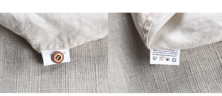 2017 New Retro and Modern Style 100% Linen Khaki Shirt Men Short Sleeve Simple Fashion Men Shirt unique Design Camisa masculina