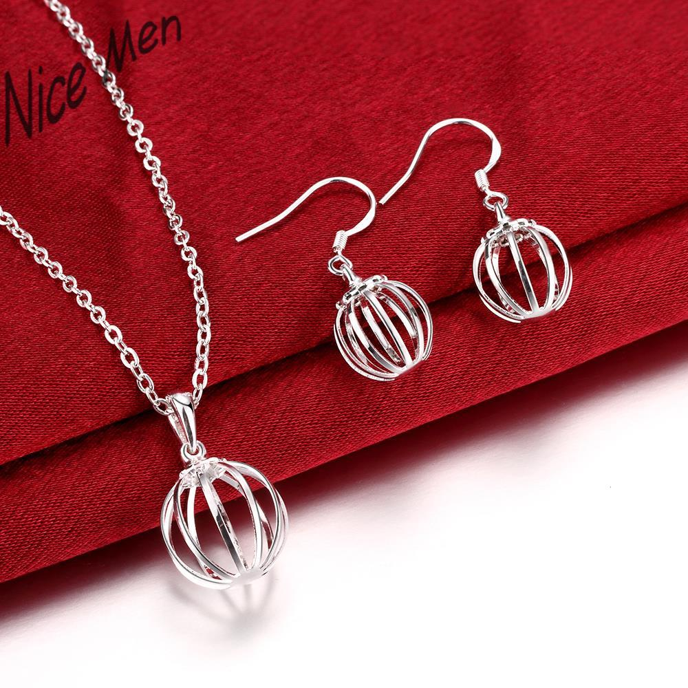 Lantern chorkers necklace earrings wearing CS792 2015 bulk sale birthday bridal party gifts jewelry sets