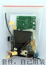 Mini music Tesla coil plasma speaker speaker science experiment electronics production Suite