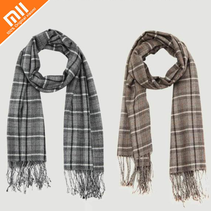 2 colors original xiaomi mijia instant me silk cashmere scarf comfortable warm men and women scarf can be used as a lady shawl authentic xiaomi instant me 100