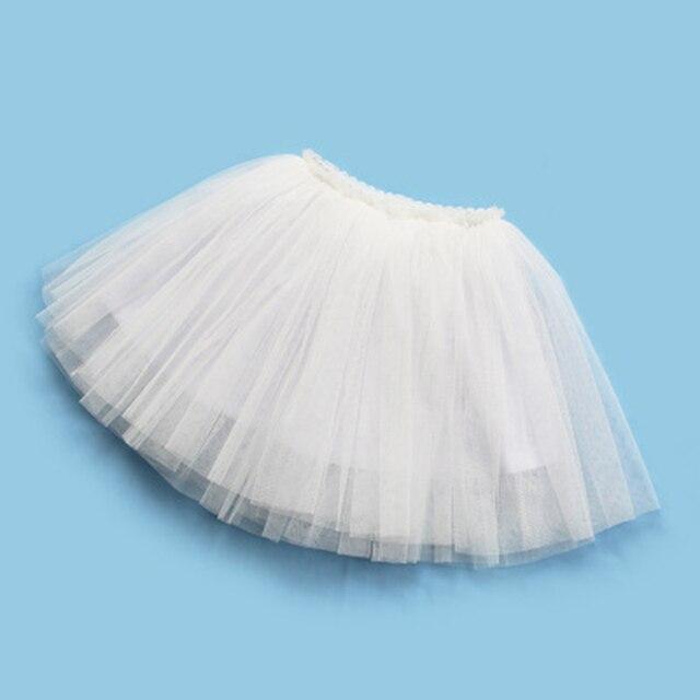 2019 Thả vận chuyển Bé Gái Tutu Váy FluffyChildren BalletKids Pettiskirt Bé Cô Gái Váy Công Chúa Váy Vải Tuyn Váy Khiêu Vũ Bên