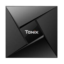 Tanix TX9 Pro Умные телевизоры Box Amlogic S912 Восьмиядерный Процессор Android 7.1 Bluetooth 4.1 1000 м Wi-Fi LAN двойной -Группа 3 ГБ 32 ГБ