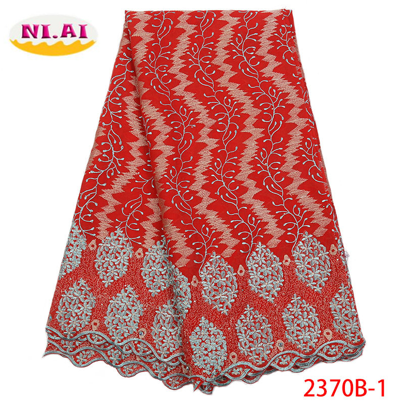 Nigerian Lace fabrics 2018 African Swiss Voile Lace High Quality Swiss Voile Lace in Switzerland For