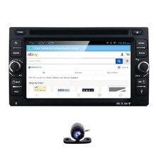 Hizpo 6,2 дюйма Android 8,1 автомобильное радио DVD плеер для Универсальный радио Nissan Navgation Wi-Fi сабвуфер 2 GB Оперативная память + 16 GB Встроенная память DTV-IN