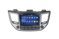 RAM 2GB HD Android 9.0 Fit Hyundai TUCSON 2015 2016 2018 CAR DVD player Multimedia Navigation GPS NAVI Radio AUDIO STEREO DVD