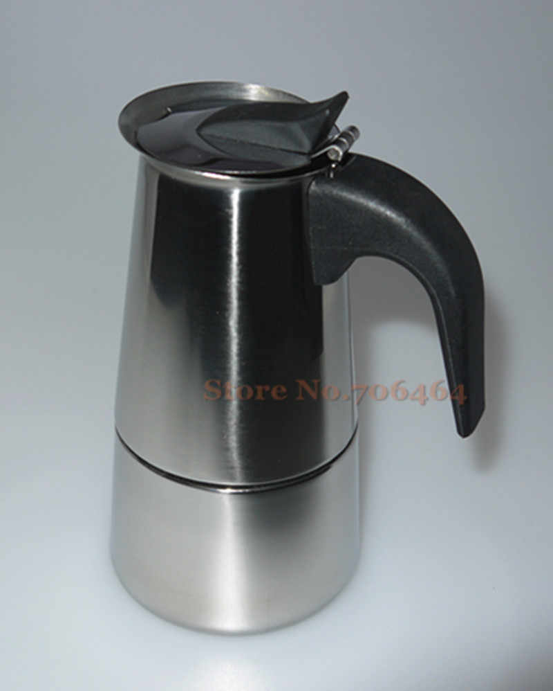 Di alta qualità caffettiera moka/moka, espresso caffettiera moka caffè vacumm caffettiera