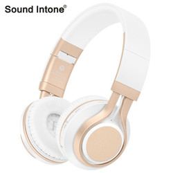 Sound Intone BT-08 Wireless Headphones Bluetooth 4.0 Headsets With Mic Stereo Sound fone de ouvido Auriculares For iphone MI PC