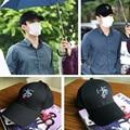 Productos estrella Kpop casquillo de la manera sombrero harajuku ulzzang tapa estilo suhun