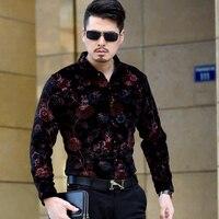 KUYOMENS Men Shirts 2018 New hot sale Brand Casual Slim Solid Long Sleeve Shirt Men Business Social White Dress Shirt Camisa