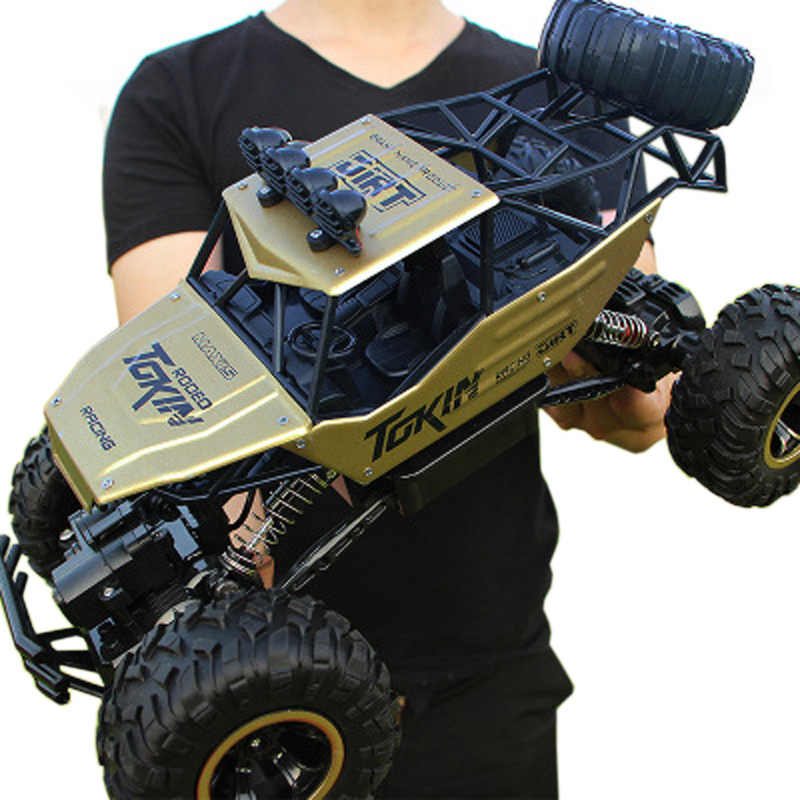 RC Car 1/12 4WD Rock Crawlers 4x4 Driving Car Double Motors Drive Bigfoot Car Remote Control Car Model Off-Road Vehicle Toy 2 4g 4wd rc rock driving crawlers remote control car double motors drive bigfoot car model off road vehicle toy rc car model